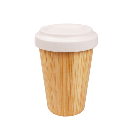 Eco Sustainable and Biodegradable Bamboo Fiber cups Wholesale