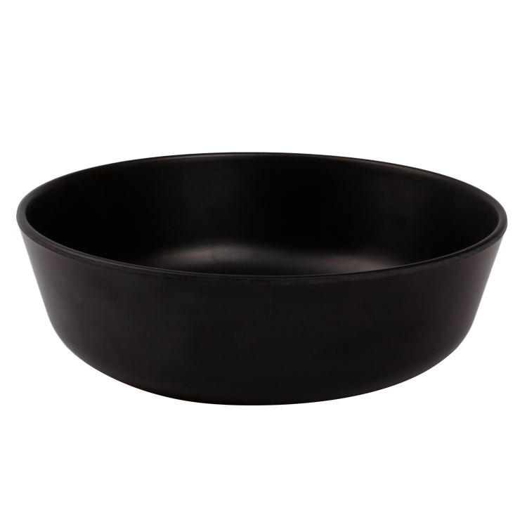 Snack Serving Bowls - Unbreakable Eco-Friendly BPA-Free Bamboo Fiber bowl