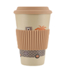 Sustainable LFGB FDA Approved Attractive Bamboo Coffee Cups
