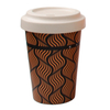 Eco Friendly Biodegradable Natual Bamboo Fiber Coffee Mug with 16oz