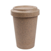 Customize LFGB FDA Approved Bamboo Fiber Reusable Bamboo Cups Wholesale