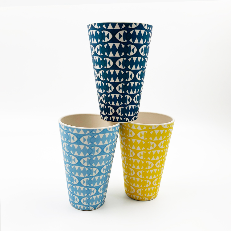 2019 Factory Hot Sale Bamboo Fiber Straw Cup,coffee Cup,water Cup