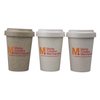 Reusable rice husk Coffee Cups | Durable & Sustainable | Husk Cup