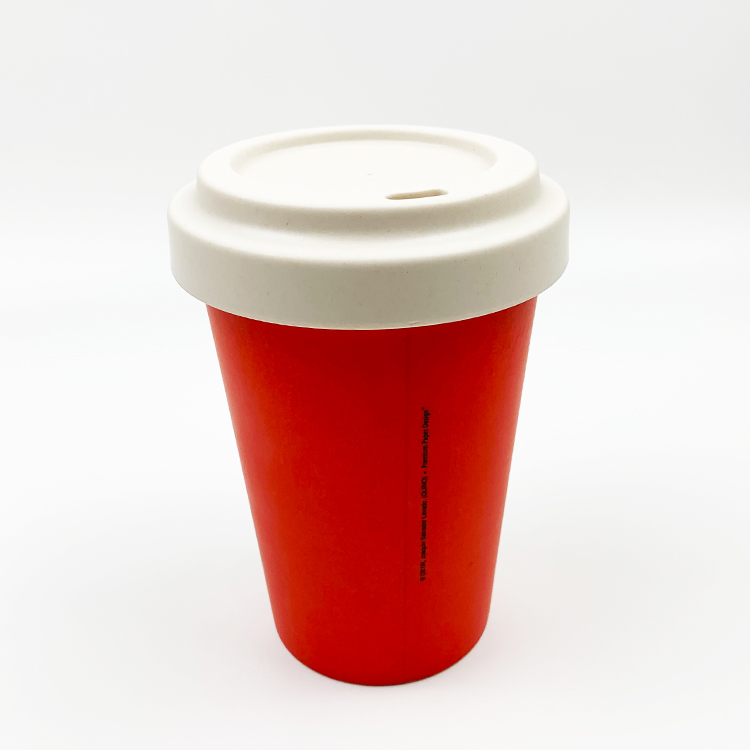 Made From Sustainable And Biodegradable Natural Bamboo Fiber Eco Bamboo Fibre Reusable Coffee Cups - Buy Product on China Bamboo Fiber Mug & Bowl Manufacturer - Bamboofibermug
